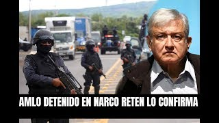 Download AMLO CONFIRMA QUE SE ENCONTRO CON UN RETEN NO LEGAL - López Obrador DIJO TRABAJO POR MI PAÍS Video
