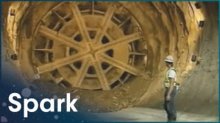 Download This Is How They Built The Eurotunnel | Super Structures | Spark Video