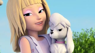 Download The Drooling Detective | LEGO Friends | Full Episode by Disney Video