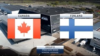 Download Kanada - Suomi 1-5 | IIHF Worlds 2018 Video