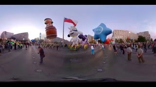 Download Paris Parade 2015 360° Video