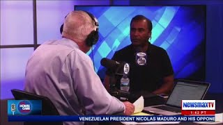 Download EPIC CLASH Between Howie Carr and Shiva Ayyadurai Video