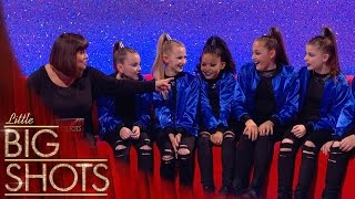 Download Teen Street Dance crew have a surprise for Dawn   Little Big Shots Video