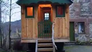 Download Bespoke Rustic Living Van / Shepherds Hut Video