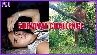 Download 48 HOUR SURVIVAL CHALLENGE PART 1 Video