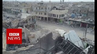 Download What's left of Mosul? - BBC News Video
