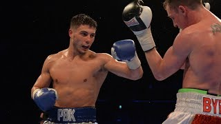 Download Josh Kelly - Highlights & Knockouts (Amazing Footwork) Video
