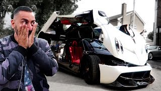 Download Pagani Huayra Leaves Yianni Speechless Video
