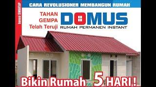Download Domus - Rumah permanen instant Video