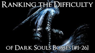 Download Ranking the Dark Souls Bosses from Easiest to Hardest [#1-26] Video
