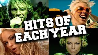 Download Top 10 Most Viewed Songs of Each Year (2000 - 2010 Music Hits) Video