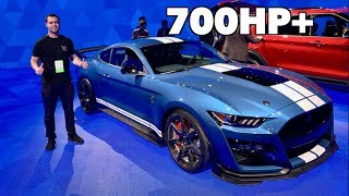 Download The 2020 Shelby GT500 Is INSANE! *Demon Killer??* Video