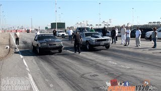 Download 496 BBC Nitrous 67 Camaro vs LSX Nitrous Mustang Video