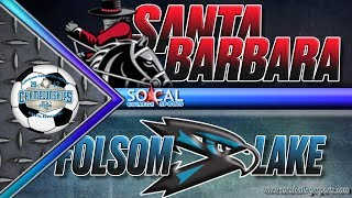 Download CCCAA Women's Soccer Semifinal: Santa Barbara v Folsom Lake - 12/1 - 7pm Video
