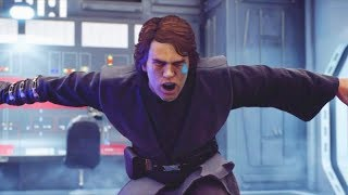 Download Star Wars Battlefront 2 Funny Moments #32 Anakin Hates Sand Video