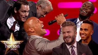 Download The Best Of Sport Stars On The Graham Norton Show! Video
