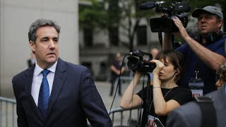 Download Cohen reportedly reaches federal plea deal Video