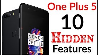 Download 10 Hidden Features of the One Plus 5 You Don't Know About Video