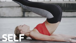 Download Work Out With... Karlie Kloss: Yoga Flow Video
