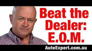 Download How to Beat a Car Dealer at the End of the Month   Auto Expert John Cadogan   Australia Video
