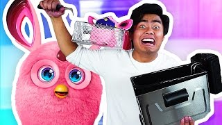 Download Do Not DEEP FRY Furby Connect! Video
