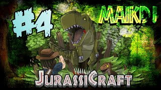 Download Jurassic World Craft #4 - Recursos para sobrevivir y fosiles Video