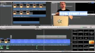 Download iMovie Tutorial special Effects workshop apple Video