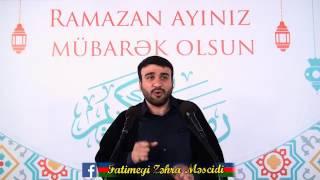 Download Hacı Ramil - Allahla dost olaq - 2017 Video