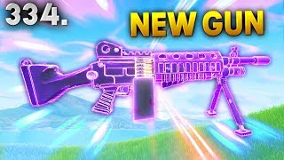 Download WHY NEW MACHINE GUN IS OP..!! Fortnite Daily Best Moments Ep.334 Fortnite Battle Royale Funny Moment Video