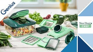 Download GENIUS | Nicer Dicer Chef TV-Infomercial Video