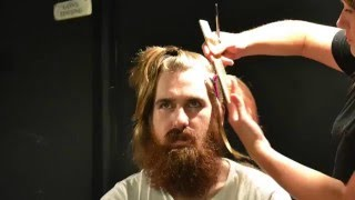 Download Mens Hair and Beard Transformation Video