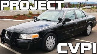 Download Project CVPI - What My Police Interceptor Came With Video