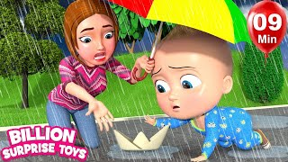 Download RAIN Babies Song - Simple Animation for kids Video