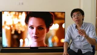 Download Panasonic FZ952/ FZ950 Review incl. HDR10 vs LG C8 Dolby Vision Video