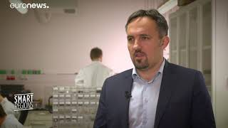 Download Smart Regions: quick, safe & low-cost medical diagnosis with SensDx (Poland) - full episode Video