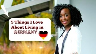 Download 5 Things I Love About Living in Germany | Milly Onyaye Video