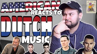 Download American REACTS // Dutch Music Video