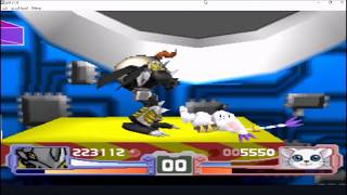 Download Digimon Rumble arena 1 Hard mode story (Jap Ver). Video