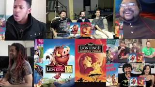 Download Honest Trailers -The Lion King( Reaction Mashup) Video