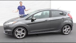 Download Here's Why the Ford Fiesta ST Is a $15,000 Used Car Bargain Video