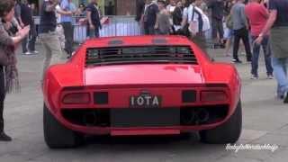 Download Lamborghini Miura Jota Start up & Sound Video