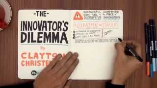 Download ″The Innovator's Dilemma″ by Clayton Christensen - VIDEO BOOK SUMMARY Video