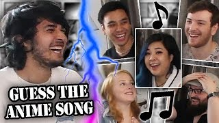 Download GUESS THE ANIME SONG (feat. akidearest, Gigguk, CDawgVA, Sydsnap & BaronJ) Video