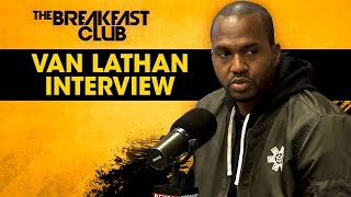 Download Van Lathan Talks TMZ, Weight Loss, 'The Red Pill' Podcast + More Video