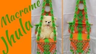 Download Macrame Jhula Video