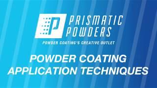 Download Powder Coating Proper Application Techniques Video