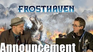 Download Frosthaven ( Gloomhaven 2 ) Announcement Video