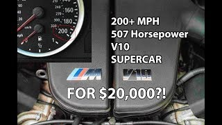 Download The $20,000 V10 Supercar No One is Buying... Video