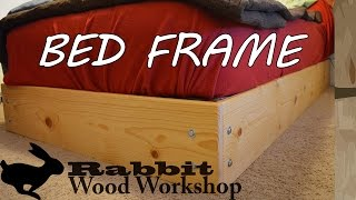 Download Easy to build Bed Frame Video