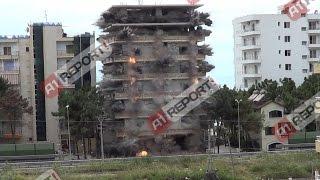 Download A1 Report - INUK, shembet me eksploziv pallati 9-katesh ne Golem Video